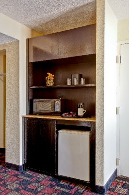 Fridge Microwave & Coffee Maker In All Rooms 13 of 31