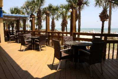 Outdoor Patio & Beach Front Bar 21 of 31