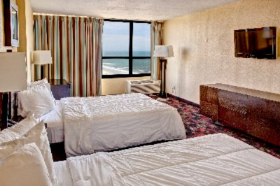 Ocean View Handicap Room With 2 Double Beds And Window 9 of 31