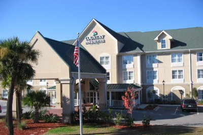 Country Inn & Suites Beaufort Hotel Exterior
