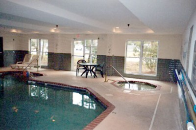 Indoor Pool And Hot Tub 9 of 10