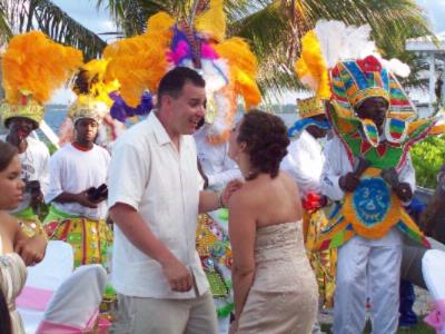 Junkanoo Wedding 6 of 30