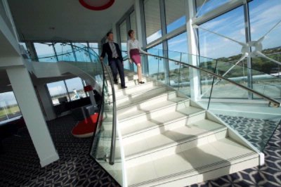 Glass Staircase -Am 14 of 15