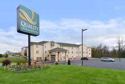 Quality Inn & Suites Hershey 1 of 22
