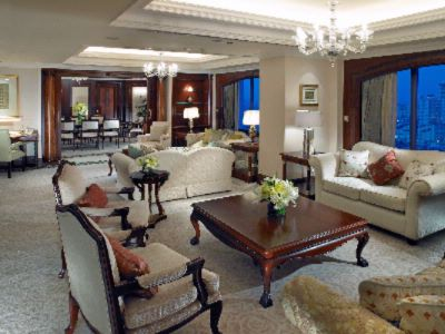 Presidential Suite (Living & Dning Room) 9 of 19