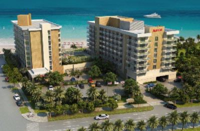 Image of Fort Lauderdale Marriott Pompano Beach / Oceanfron