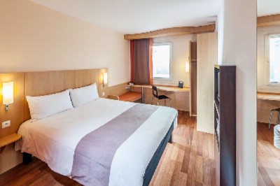 Ibis Hotel Plzen Room With Sweet Bed By Ibis 7 of 7