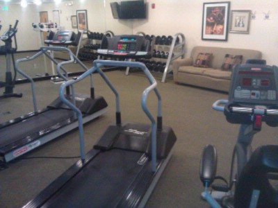 On-Site Fitness Center 7 of 15