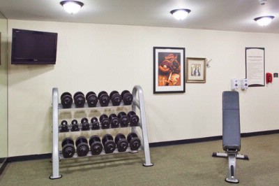 On-Site Fitness Center 8 of 15