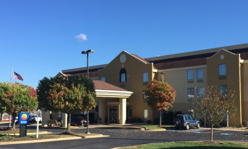 Image of Comfort Inn Woodstock