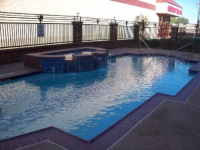 Our Outdoor Pool 9 of 28
