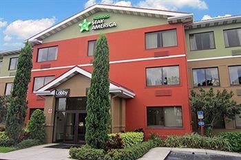 Extended Stay America Fort Lauderdale Cypress Creek 6th Way 1 of 11