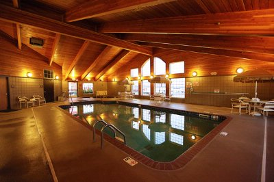 Come Swim In Our Large Indoor Pool! 3 of 5