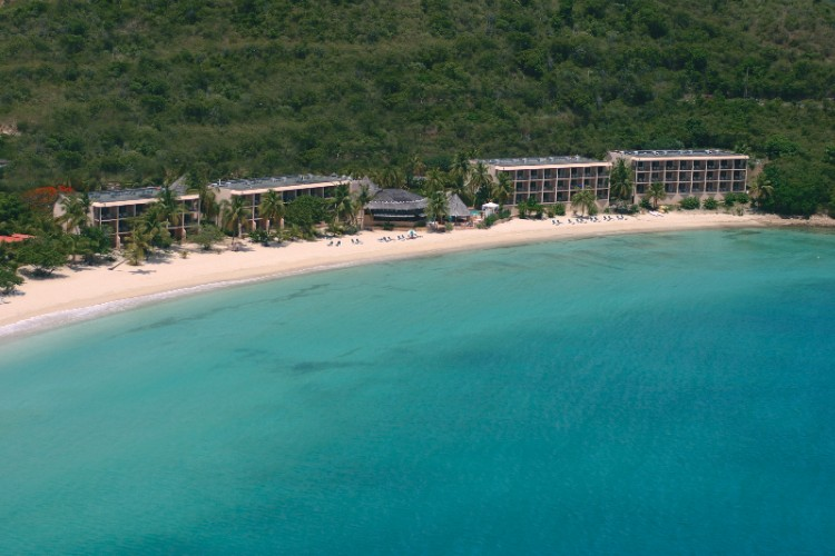 Aerial View Of Emerald Beach Resort 6 of 8