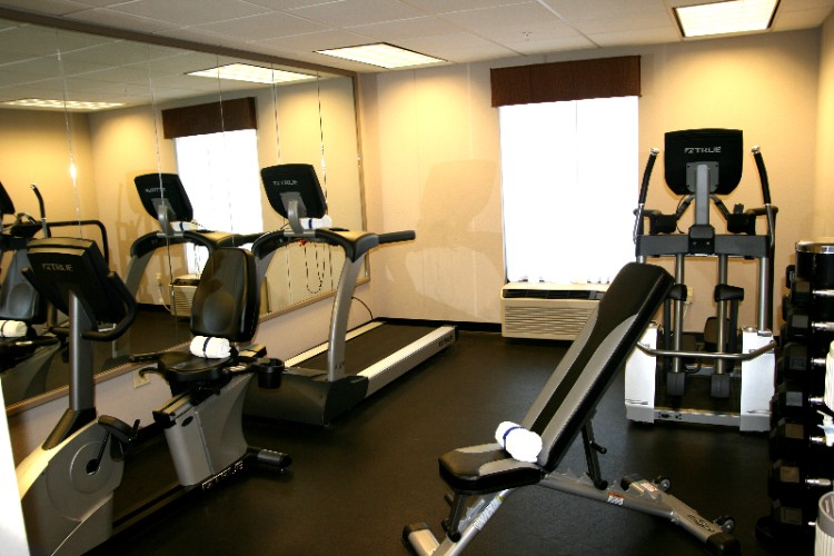 Our Fitness Center Features All True Equipment 6 of 16
