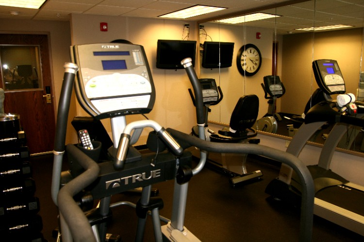 The Fitness Center Is Available 5:00am To Midnight Daily 7 of 16
