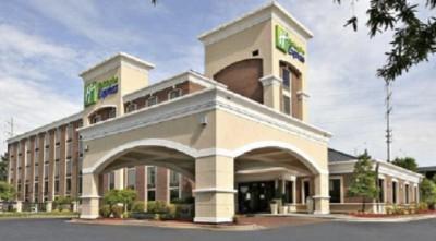 HOLIDAY INN EXPRESS® DOWNTOWN WEST - Winston-Salem NC 110