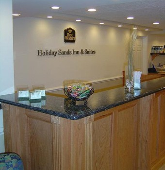 Best Western Plus Holiday Sands Inn & Suites 1 of 9