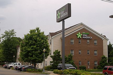 Extended Stay America Jackson East Beasley Road 2 of 6
