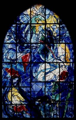 Visit Chagal And Tiffany Stained Glass Treasures At Local Churches 10 of 11
