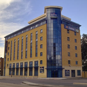 Holiday Inn Express London Stratford 1 of 4