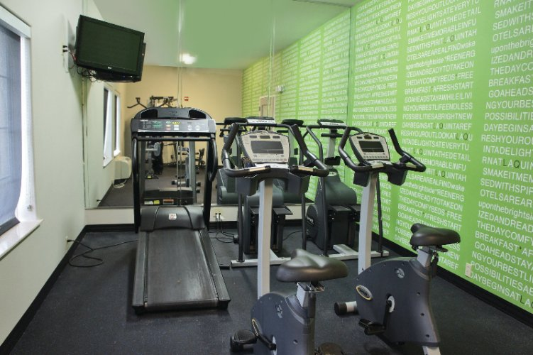 Get A Complete Workout In Our Fitness Room 8 of 16