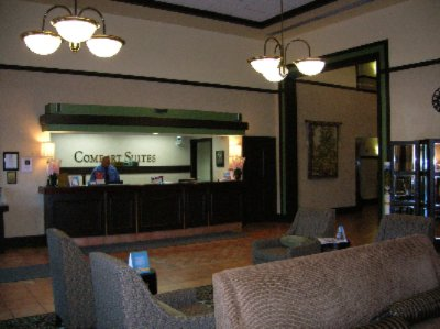 Image of Comfort Suites O'hare Airport