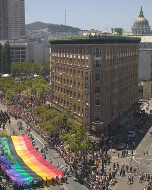 The Annual Gay Pride Parade 8 of 11