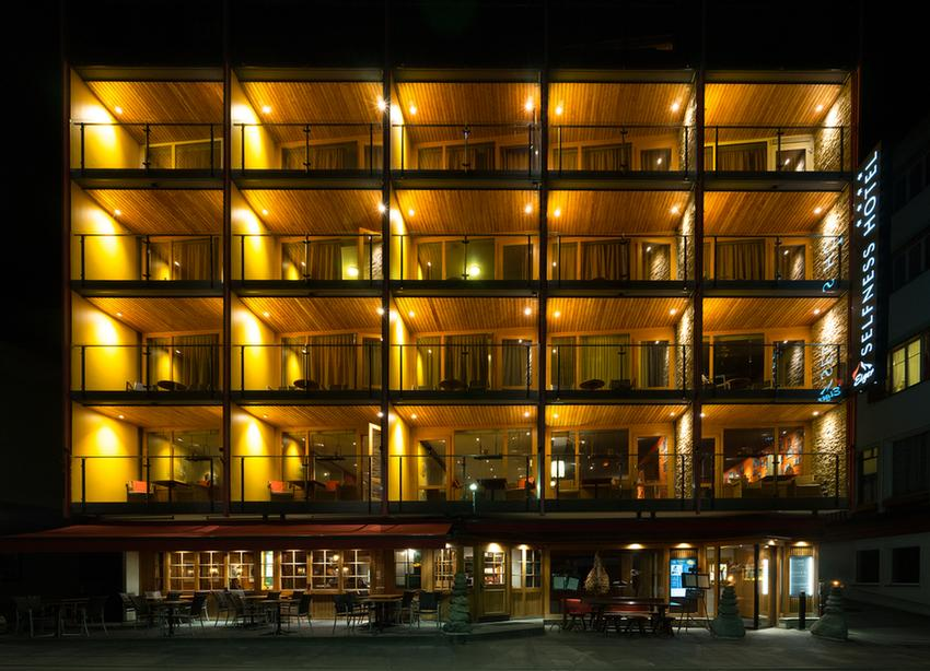 Hotel Eiger 1 of 4
