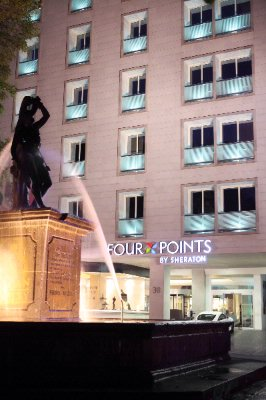 Four Points by Sheraton Mexico City Colonia Roma