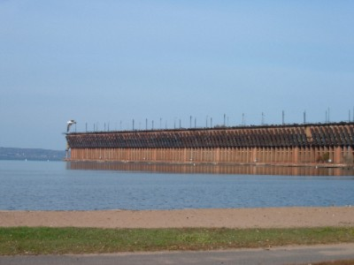 Our Own Ore Dock-One Of A Kind In The World 5 of 11