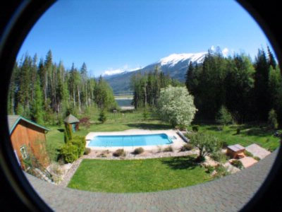 Fisheye From Dining Room 6 of 16