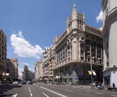 Tryp Madrid Cibeles Hotel 1 of 31