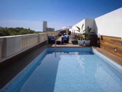K+k Hotel Picasso -Rootop Pool & Sun Terrace 7 of 7