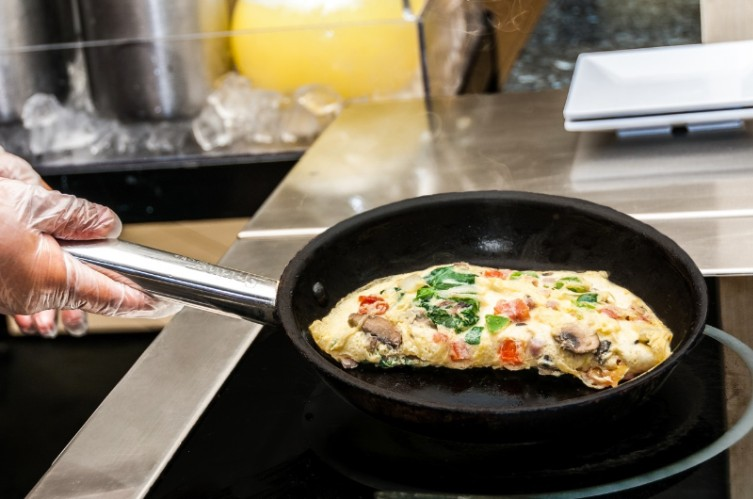 Cooked To Order Omelets 17 of 24