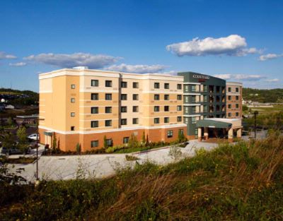 Courtyard by Marriott Pittsburgh / Washington Meadow Lands 1 of 11