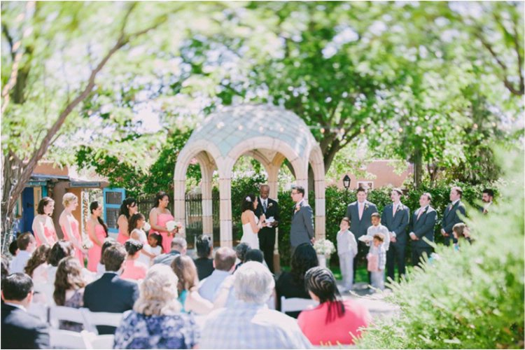 Wedding Ceremony At Gazebo 15 of 31
