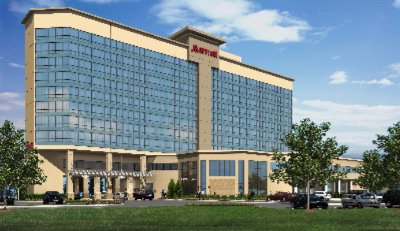 Marriott Memphis East 1 of 4