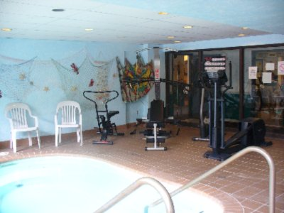Hot Tub/ Exercise Room 7 of 8