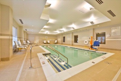 Our Indoor Heated Pool Is Open Until 11:00pm 8 of 16