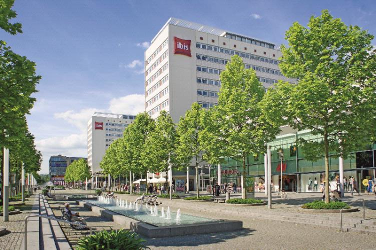 Ibis Hotels Dresden 2 of 16