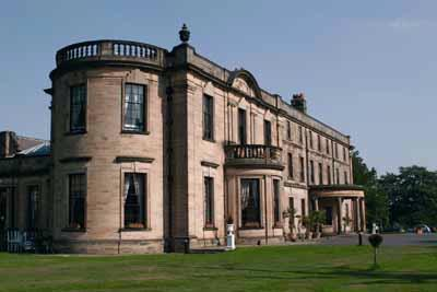 Image of Best Western Beamish Hall Hotel