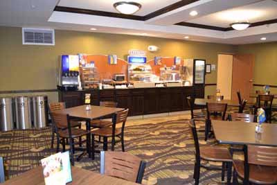 Holiday Inn Express & Suites Northwood 1 of 7