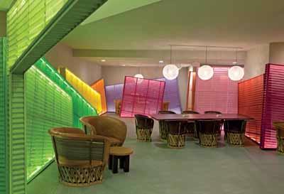 Colorful Lobby! 6 of 10