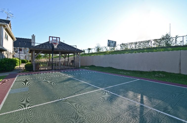 Basketball Court 6 of 11