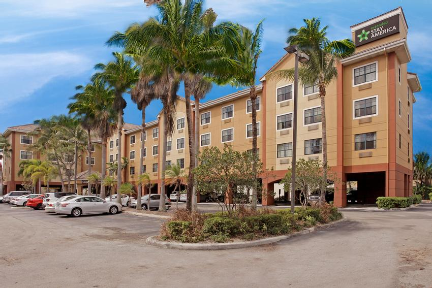 Extended Stay America – Ft. Lauderdale Airport / Cruise Port 1 of 11