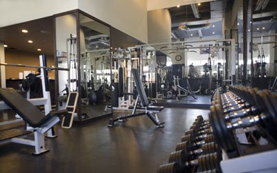 Full Fitness Facility 8 of 10