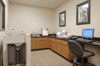 Business Center Need To Get Some Work Done? Our Business Center Is Available 24 Hours A Day. 5 of 11