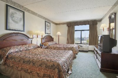 Standard Room With Two Double Beds A Large And Comfortable Room For The Whole Family. 9 of 11