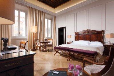 GRAND HOTEL DE LA MINERVE - Rome Piazza Della Minerva 69 00186